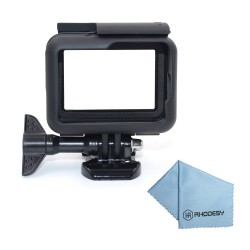 Rhodesy Standard Frame Mount Protector Housing Includes Quick Release Buckle for Gopro Hero 5 Action Camera